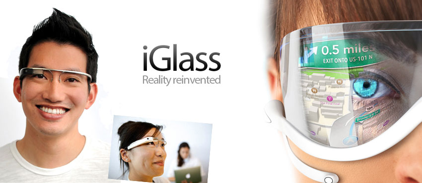 Apple iGlass